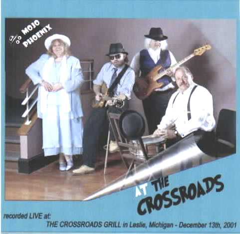 At The Crossroads Album cover