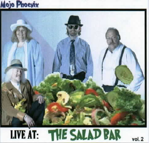 LIVE at The Salad Bar vol.2 album cover